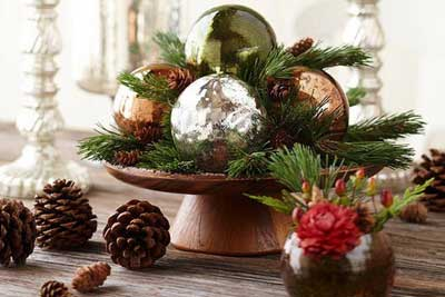 Thanksgiving And Christmas Holiday Decor Ideas