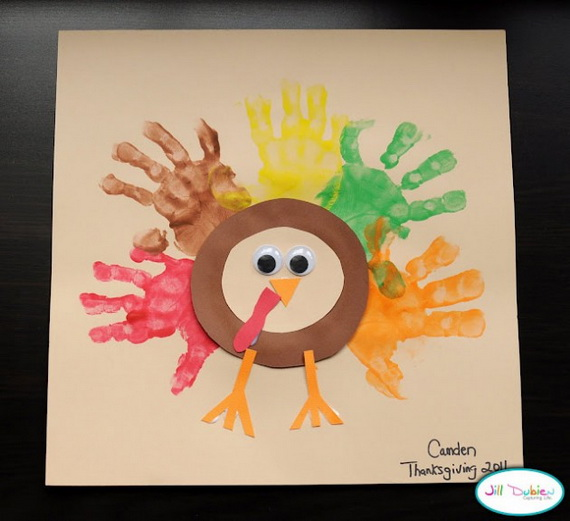 60 Amazing Thanksgiving Diy Decorations (12)
