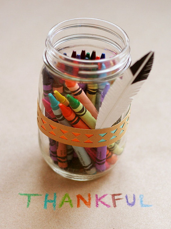 60 Amazing Thanksgiving Diy Decorations (20)