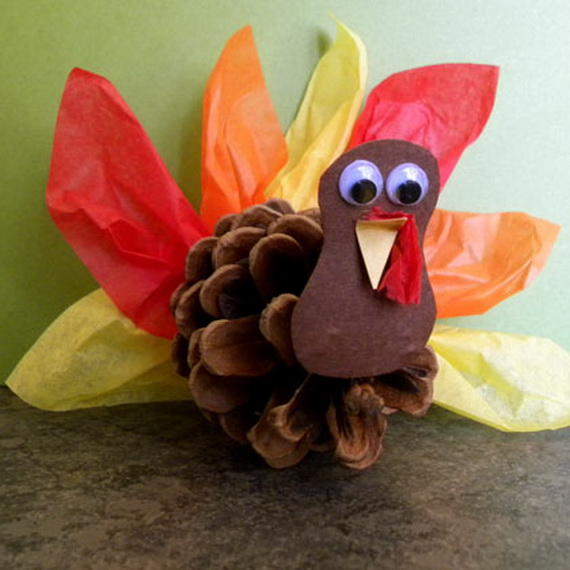 60 Amazing Thanksgiving Diy Decorations (43)