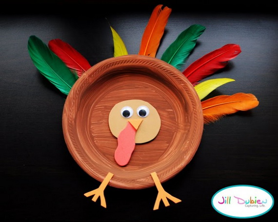 60 Amazing Thanksgiving Diy Decorations (6)