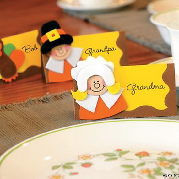 60 Amazing Thanksgiving Diy Decorations (7)
