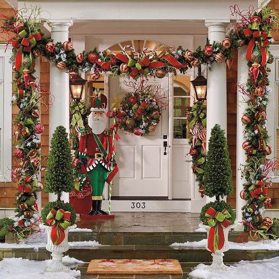 60 Trendy Outdoor Christmas Decorations_06