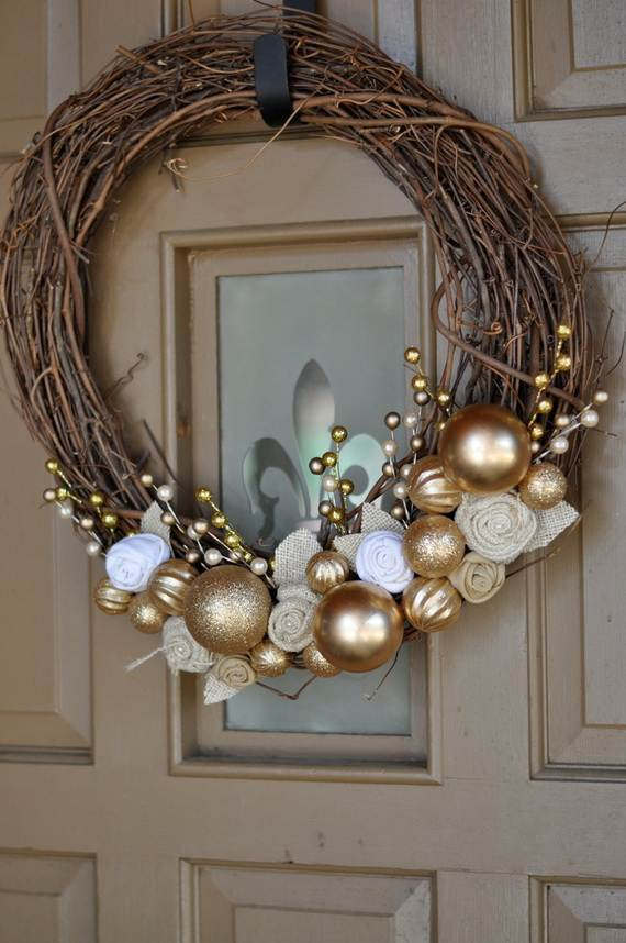 60 Trendy Outdoor Christmas Decorations_08