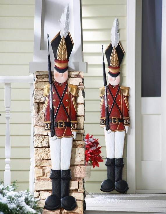 60 trendy outdoor christmas decorations_18