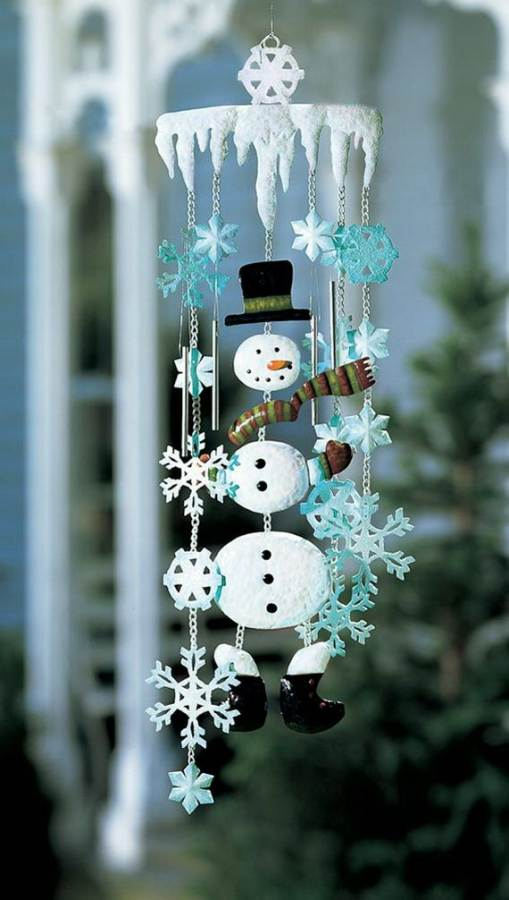 60 Trendy Outdoor Christmas Decorations_19