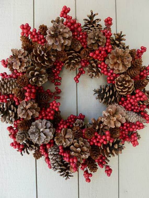 60 Trendy Outdoor Christmas Decorations_28