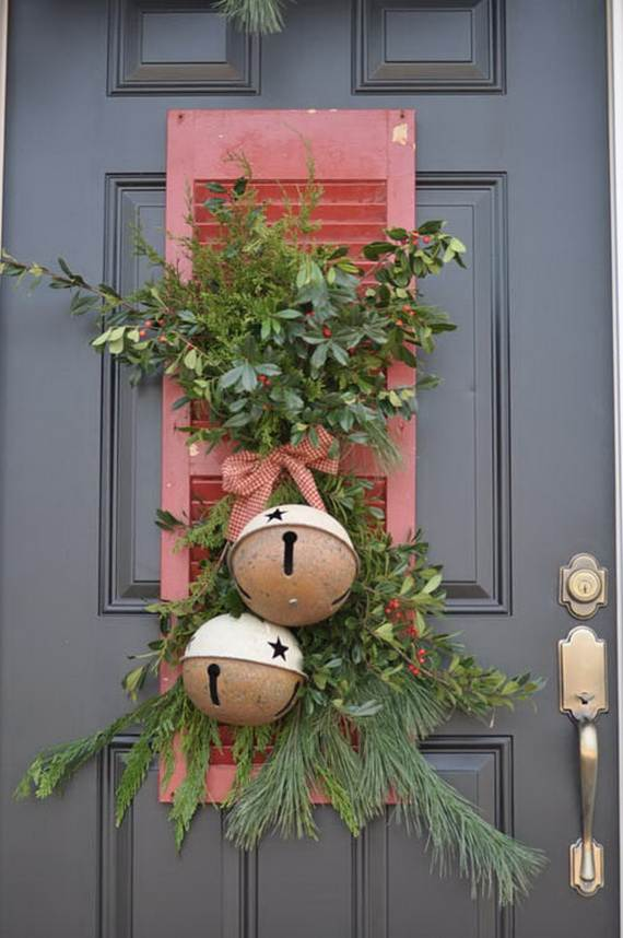 60 Trendy Outdoor Christmas Decorations_29
