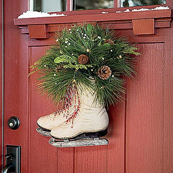 60 Trendy Outdoor Christmas Decorations_32