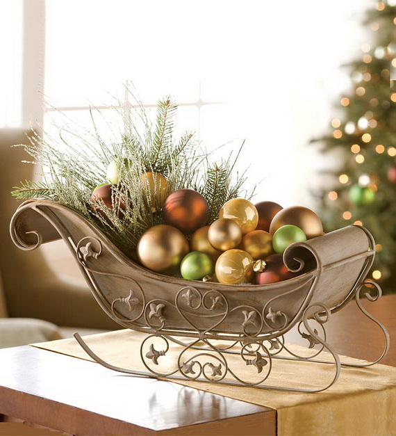 A Double-Duty Holiday Decor Ideas that Lasts Thanksgiving to Christmas_16