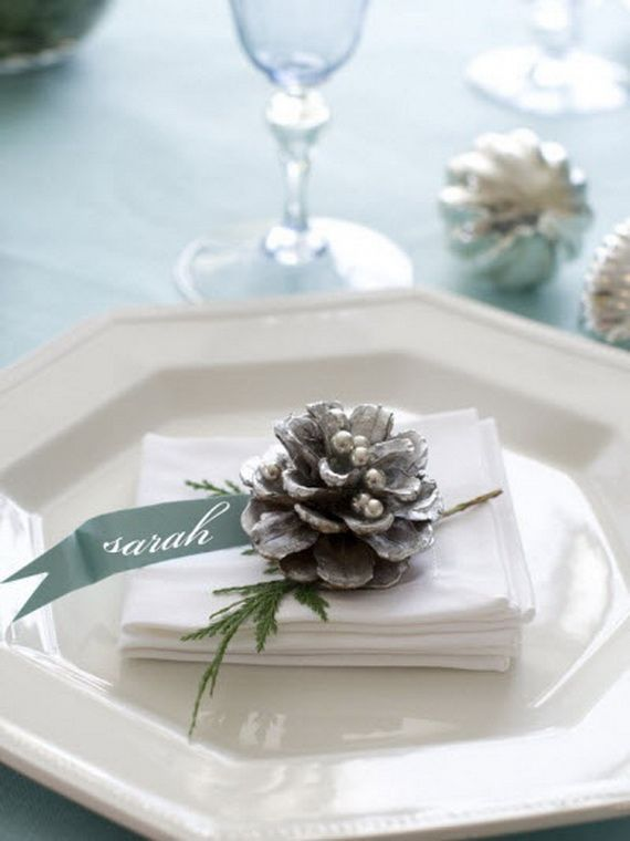 A Festive Christmas Table Decoration In Style_011