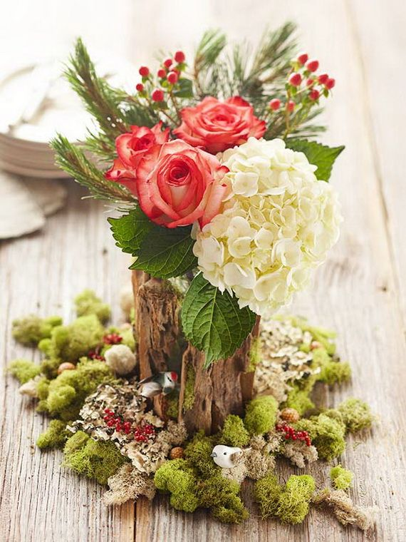 A Festive Christmas Table Decoration In Style_016