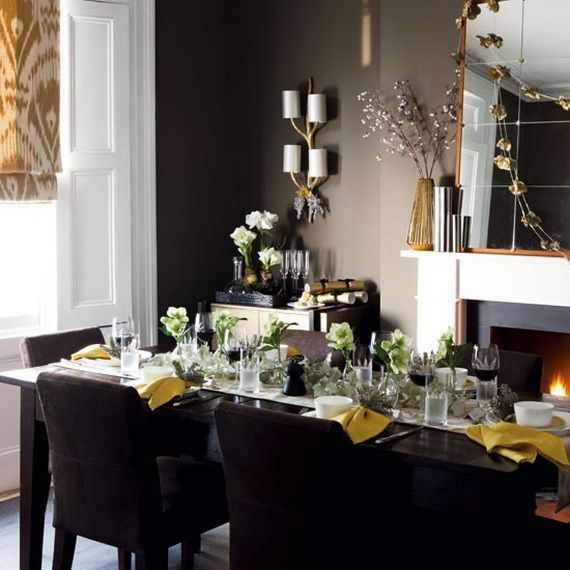 A Festive Christmas Table Decoration In Style_056
