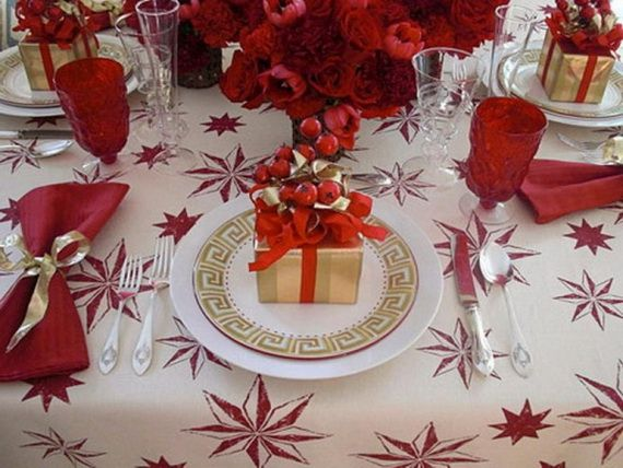 A Festive Christmas Table Decoration In Style_065