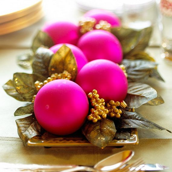A Festive Christmas Table Decoration In Style_070