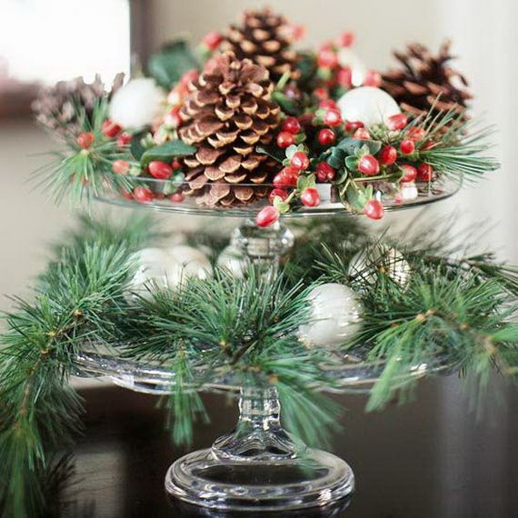 A Festive Christmas Table Decoration In Style_080