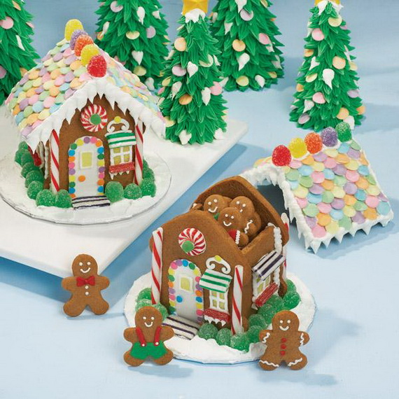 Amazing Traditional Christmas Gingerbread Houses_02 (2)