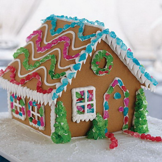 Amazing Traditional Christmas Gingerbread Houses_04 (2)