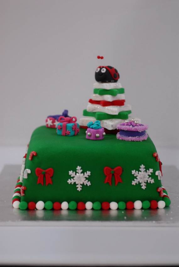 Awesome Christmas Cake Decorating Ideas _08