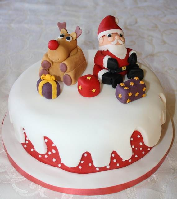 Awesome Christmas Cake Decorating Ideas _09