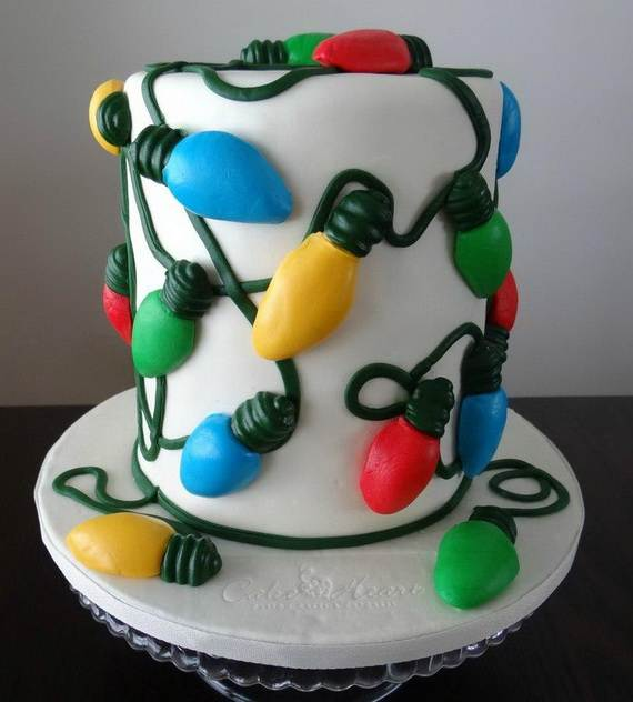 Awesome Christmas Cake Decorating Ideas _10