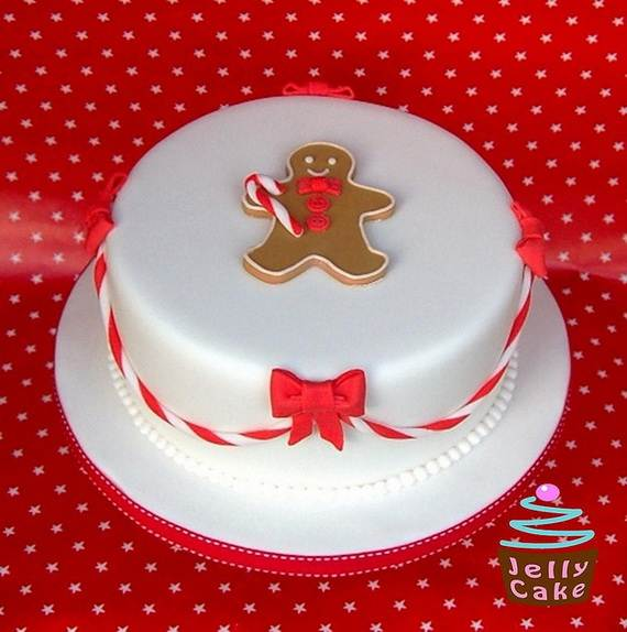 Awesome Christmas Cake Decorating Ideas _12