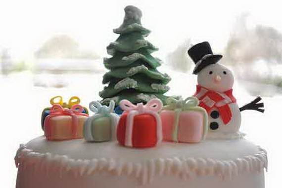 Awesome Christmas Cake Decorating Ideas _15