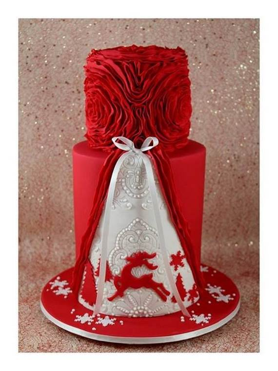 Awesome Christmas Cake Decorating Ideas _17