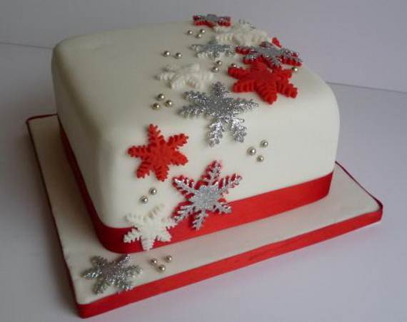 Christmas Cake Design Pictures : Awesome Christmas Cake Decorating Ideas - family holiday ...