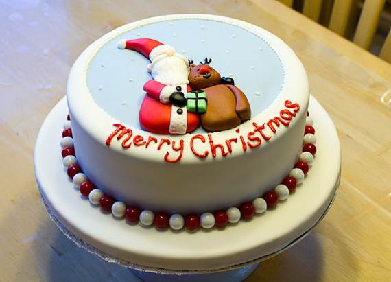 Awesome Christmas Cake Decorating Ideas _26