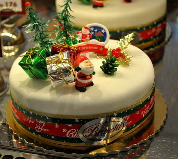 Awesome Christmas Cake Decorating Ideas _39