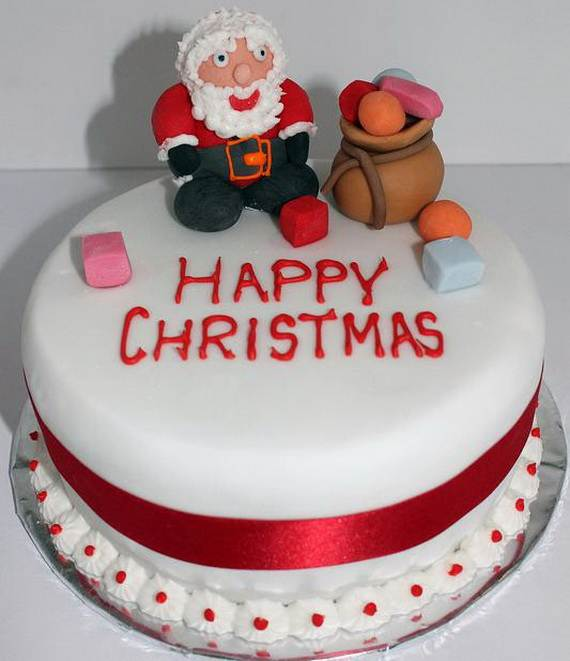 Awesome Christmas Cake Decorating Ideas _45