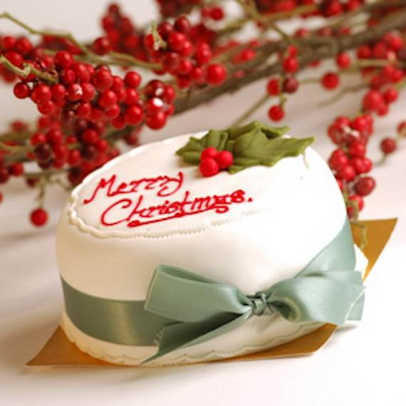 Awesome Christmas Cake Decorating Ideas _49