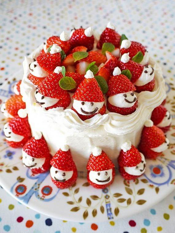 Awesome Christmas Cake Decorating Ideas _50