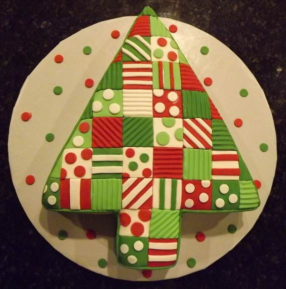 Awesome Christmas Cake Decorating Ideas _55
