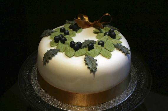 Awesome Christmas Cake Decorating Ideas _56