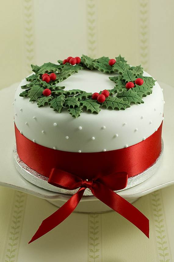 Awesome Christmas Cake Decorating Ideas _59