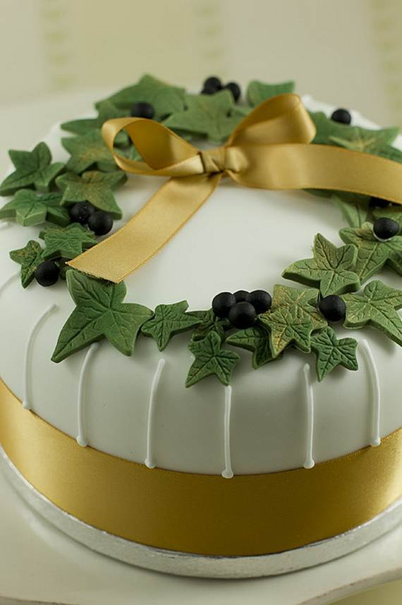 Awesome Christmas Cake Decorating Ideas _60