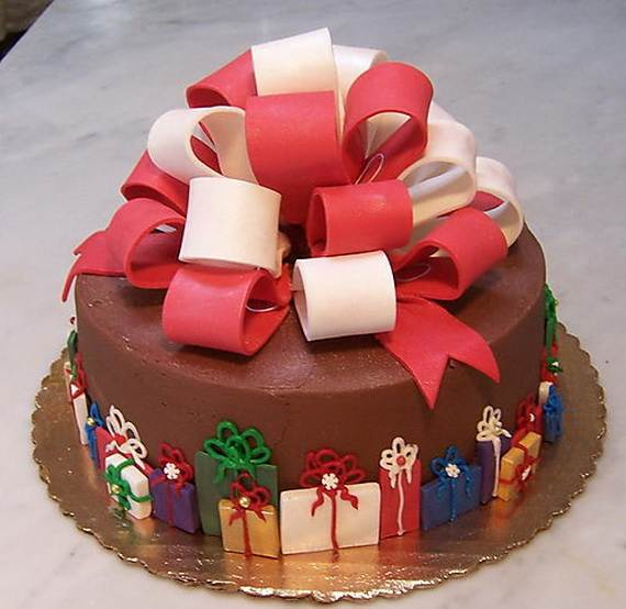 Awesome Christmas Cake Decorating Ideas _61