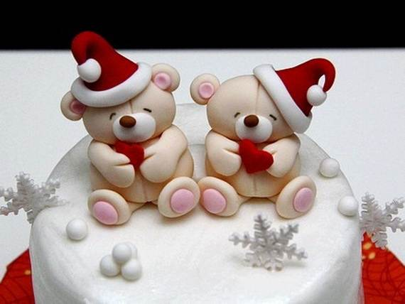 Awesome Christmas Cake Decorating Ideas _63
