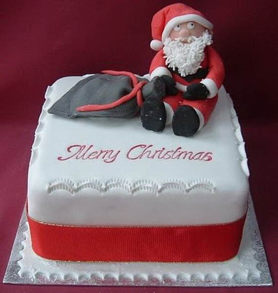 Awesome Christmas Cake Decorating Ideas _64