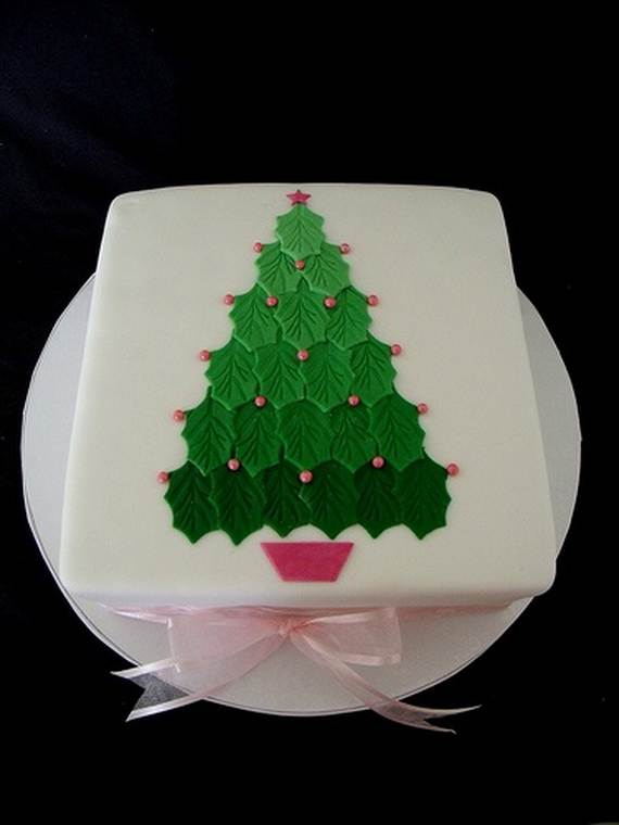 Awesome Christmas Cake Decorating Ideas _72