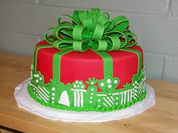 Awesome Christmas Cake Decorating Ideas _74