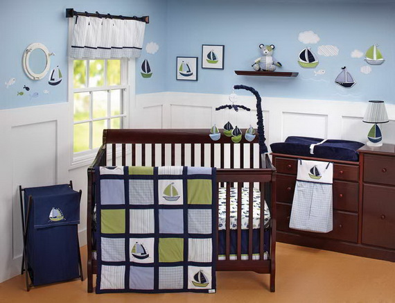 Baby Bedding and Crib Theme and Design Ideas_05