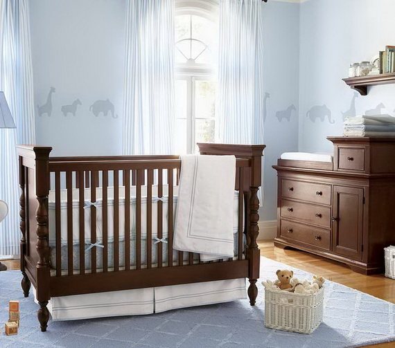 Baby Bedding and Crib Theme and Design Ideas_06