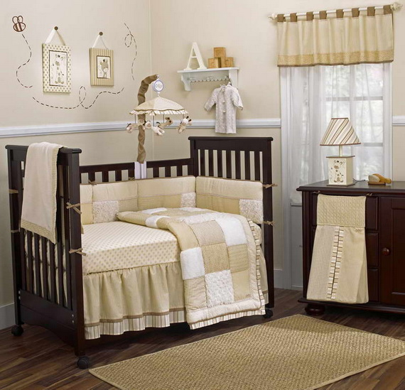 Baby Bedding and Crib Theme and Design Ideas_07
