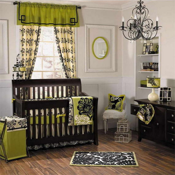 Baby Bedding and Crib Theme and Design Ideas_11