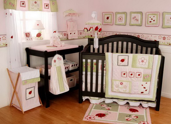 Baby Bedding and Crib Theme and Design Ideas_12