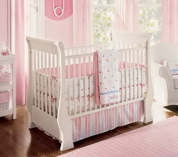Baby Bedding and Crib Theme and Design Ideas_17