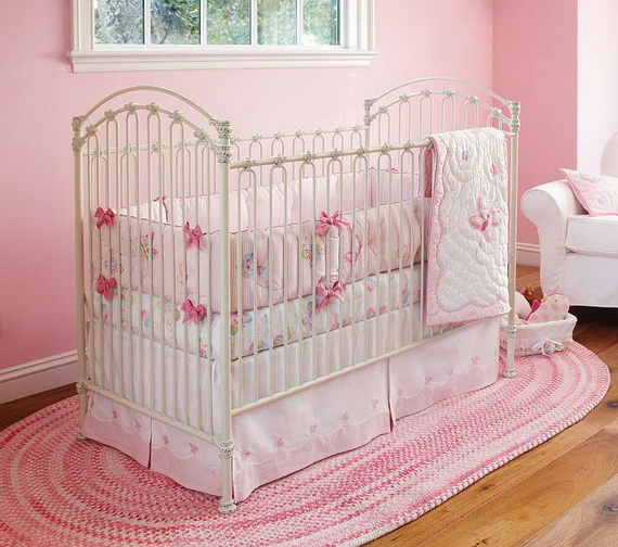 Baby Bedding and Crib Theme and Design Ideas_3